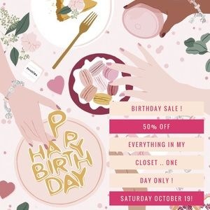 Sweaters - BIRTHDAY SALE ! 50% OFF EVERYTHING !